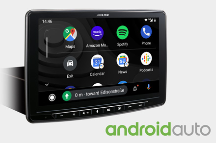 INE-F904S907 - Works with Android Auto