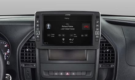 Mercedes Vito - Built-in Bluetooth® Technology - X903D-V447