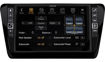 "9"" Mobile Media System for Skoda Octavia 3, featuring ..."