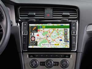 Alpine Style | Navigation System for Volkswagen ( VW Golf 7 ) - X901D-G7